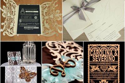 Encuentra las invitaciones perfectas para tu boda de ensueño,  Days Boutique de Papel ¡te fascinará!