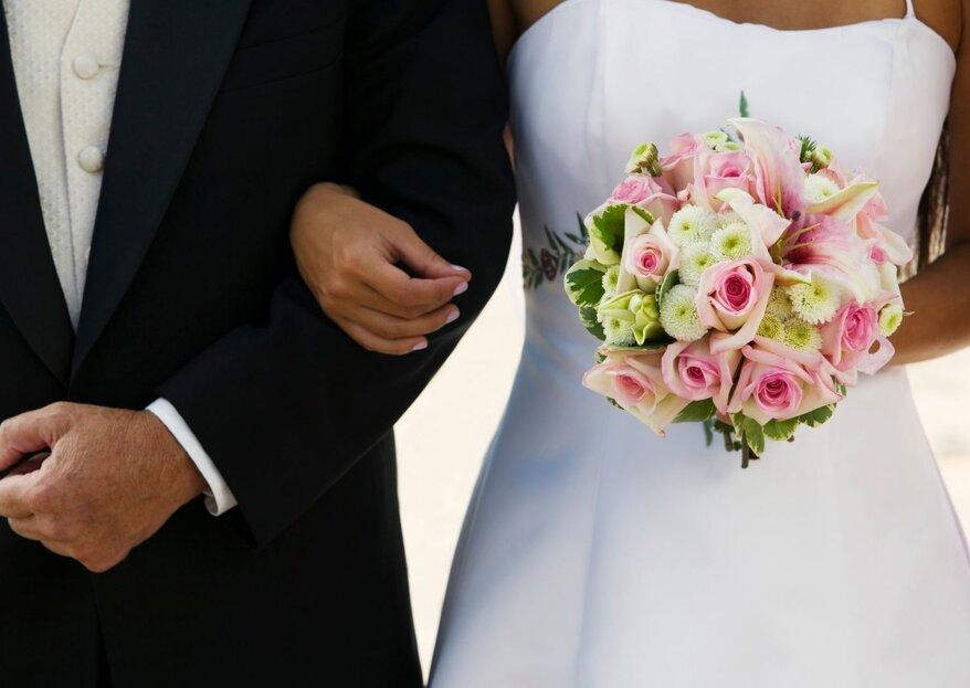 Für ein bisschen weniger Nervosität vor der Hochzeit: Die Zurich Hochzeitsversicherung