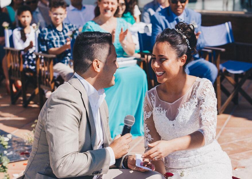 Paula Carvalho Wedding Planner: realizar o sonho dos noivos é a sua motivação. Surpreendê-los, o seu maior desafio
