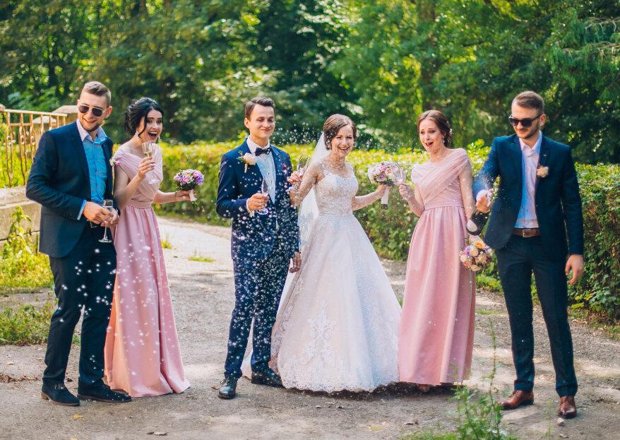 Cómo ser la invitada perfecta a un matrimonio. ¡Cinco tips básicos para triunfar!
