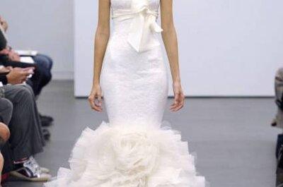 Brautkleider von Vera Wang - Herbst/Winter Kollektion 2013