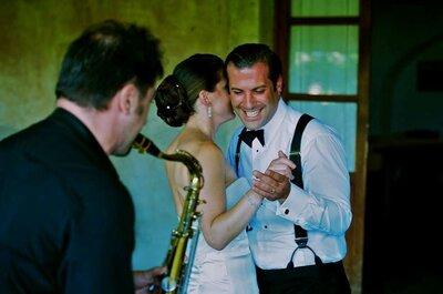 Come prepararsi al primo ballo degli sposi? Facile, segui questi 6 passi