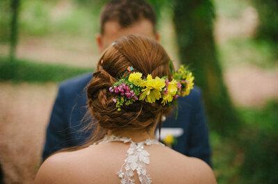Decore o seu casamento com amarelo: uma das cores TOP de 2017