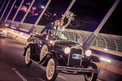 Cómo el elegir el carro para tu boda: infórmate con estos 5 puntos
