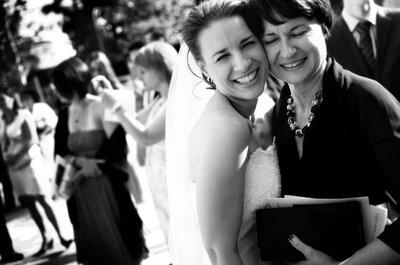 « Maman je t'aime, mais c'est mon mariage ! »
