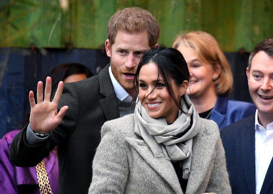Novos detalhes do casamento do príncipe Harry e Meghan Markle. Que celebridades serão convidadas?