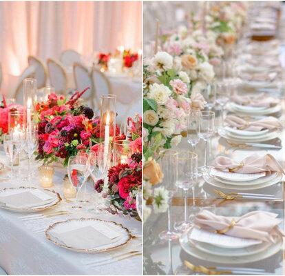 Decorazioni Di Lusso Per I Tavoli Del Tuo Matrimonio Ecco Le Migliori Proposte