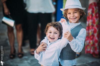 Kinder-Menüs für die Hochzeit 2017! Leckeres für kleine Hochzeitsgäste