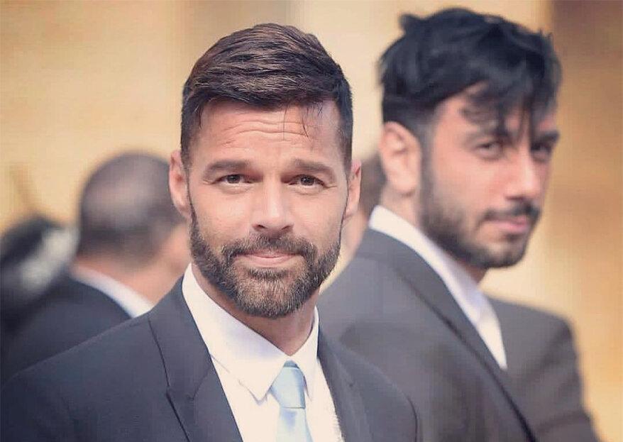 Ricky Martin e Jwan Yosef já deram as boas-vindas ao seu quarto filho
