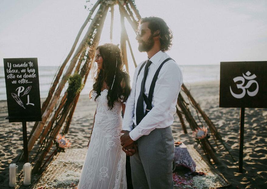 Bodas en la Playa: Todo lo que tienes que saber para organizar una boda en la playa