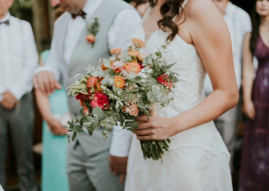 As fotos em que os protagonistas não são os noivos