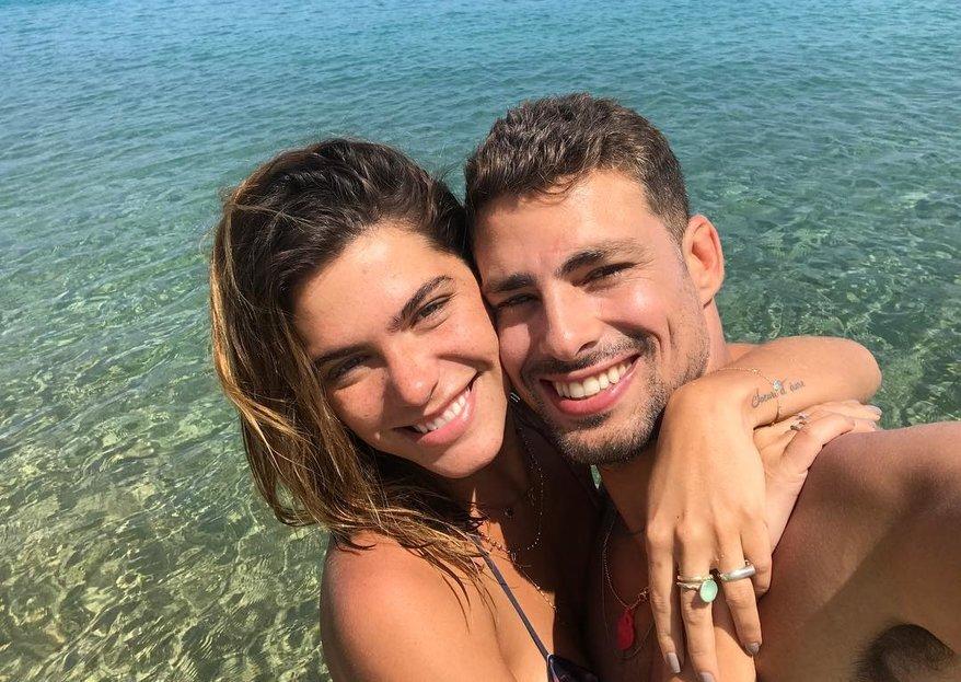 Tudo sobre a festa de casamento secreta de Cauã Reymond e Mariana Goldfarb