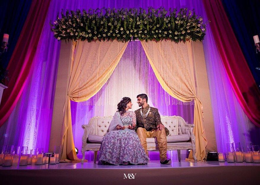 Una boda ideal en La Fantástica: en el Hotel InterContinental Cartagena de Indias