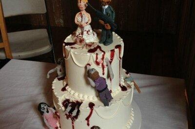 Torty ślubne inspirowane filmem