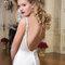 XXL-Rückenausschnitt liegt bei Brautkleidern stark im Trend