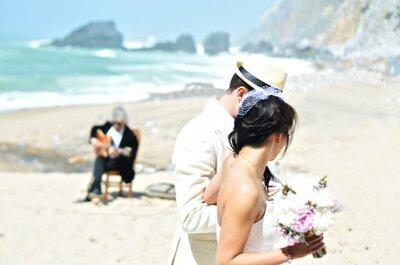 Real Wedding: Um casamento vintage em Lisboa