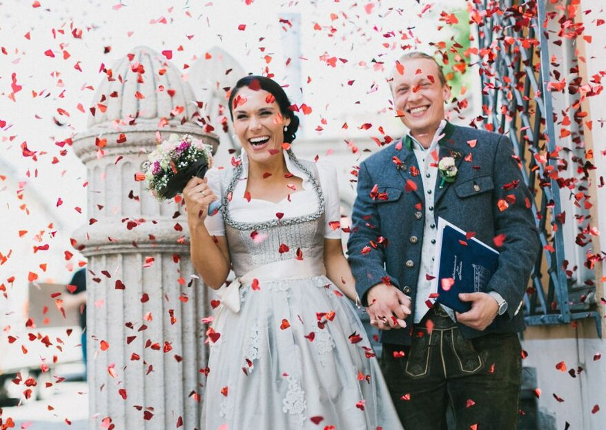 Unsere TOP Hochzeitsfotografen aus München und Umgebung für die schönsten Augenblicke Ihrer Feier