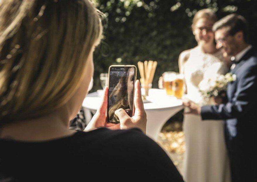 Unplugged Wedding: Handyverbot auf der Hochzeit als neuer Trend!