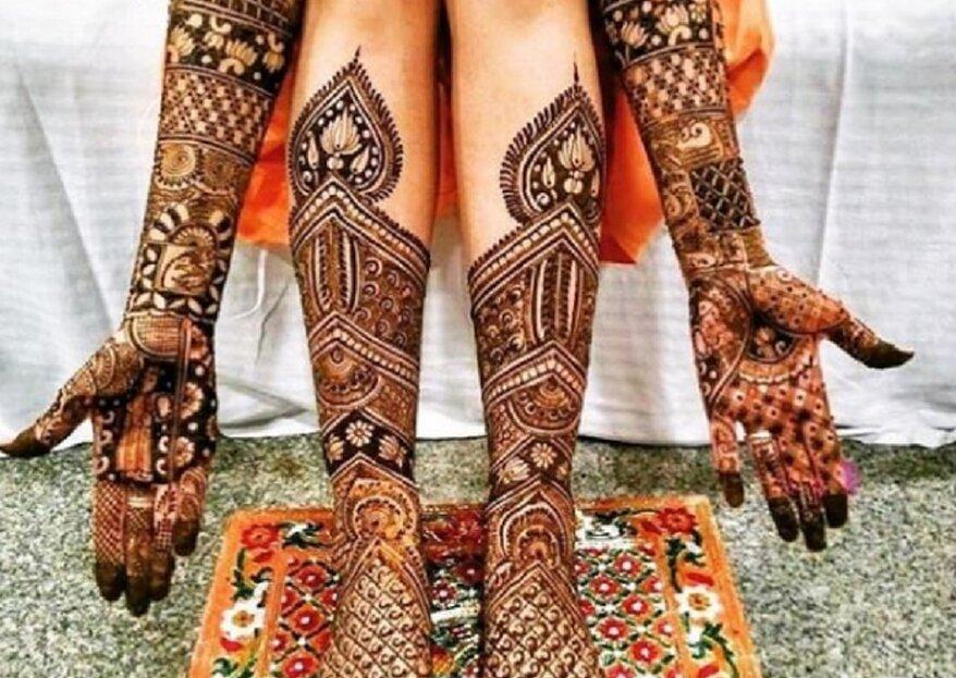 Best Mehendi Designs: Beautiful and Intricate Wedding Patterns