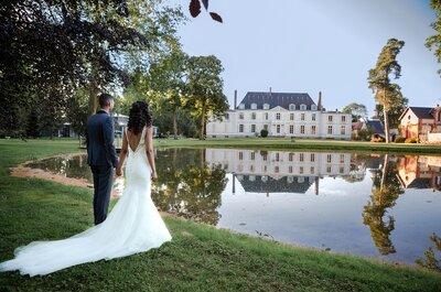 Château Barthélemy: A Charming and Demure Castle near Paris - Ideal for Your Destination Wedding