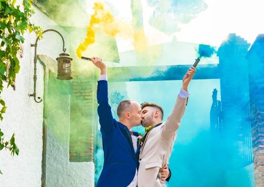 Boda gay: todo lo que necesitas saber para que salga perfecta