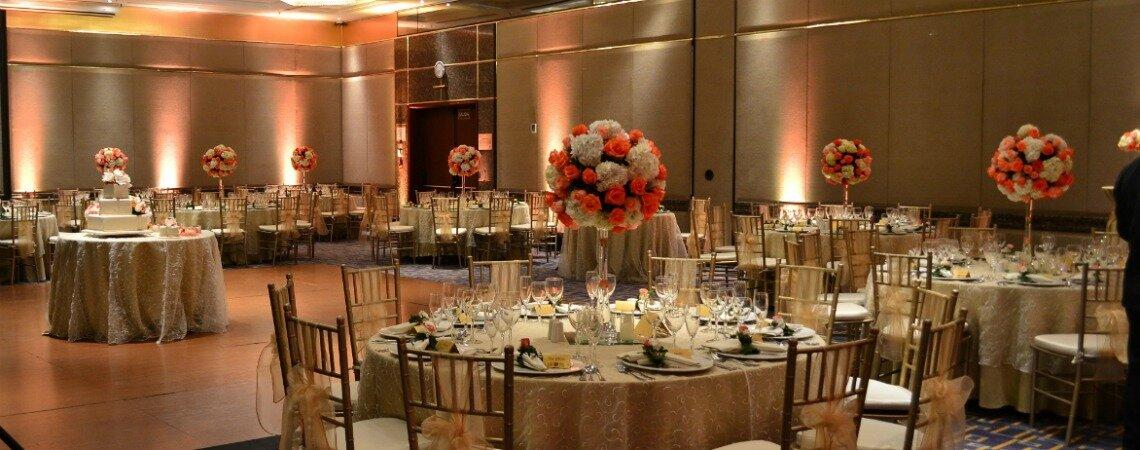 Hotel Bogotá Plaza: ¡Un lugar de tradición para tu boda!
