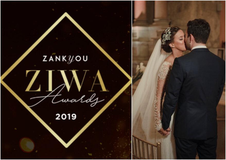 ZIWA 2019: estos son los mejores proveedores de servicios de matrimonio en Perú