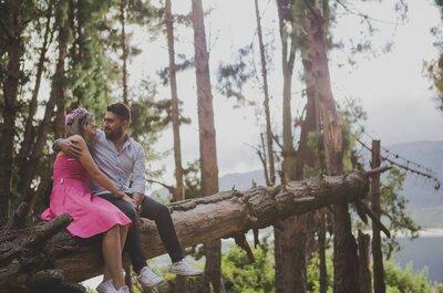 ¿Sesión pre-boda? ¡5 motivos del porqué es una excelente idea!