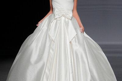 Robes de mariée Rosa Clará 2014 - Bridal Week de Barcelone 2013