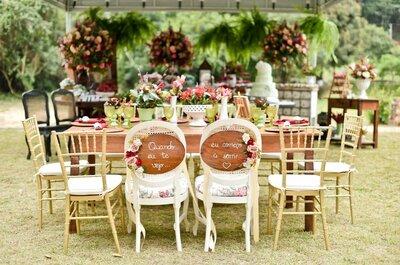 10 razões para você escolher um mini wedding: conheça todas elas!