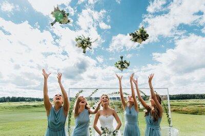 Основные моменты, которые можно забыть без свадебного организатора!