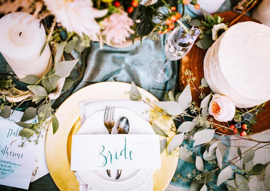 Seating plan: Las mejores ideas para acomodar a los invitados de tu boda