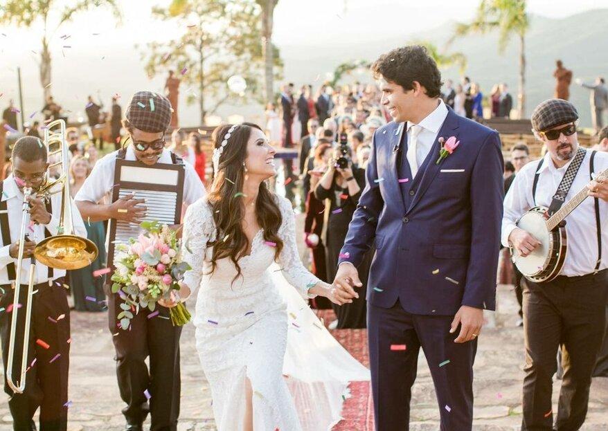 Seleção Zankyou: locais incríveis para você casar ao ar livre ou em ambiente fechado