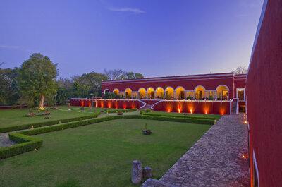 Hacienda Temozon, Mexico - the perfect luxury location for your destination wedding