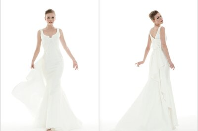 Peter Langner, collezione sposa 2014: The Social Network
