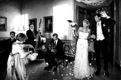 Le emozioni del vostro matrimonio diventano indimenticabili con le immagini di NABIS Photographers