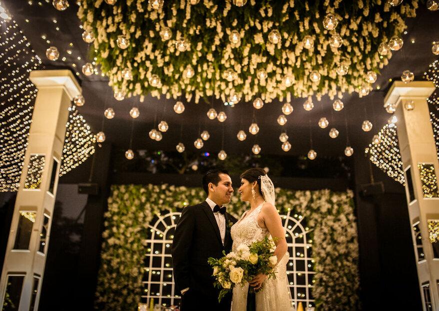 ¡Descubre a estos expertos en organización que te facilitarán el proceso para crear una boda única!