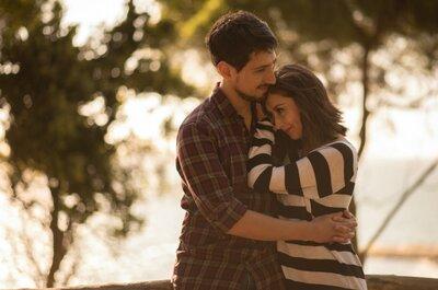 Jandhira y Nicolás, ¡un amor imparable en una boda llena de sonrisas!
