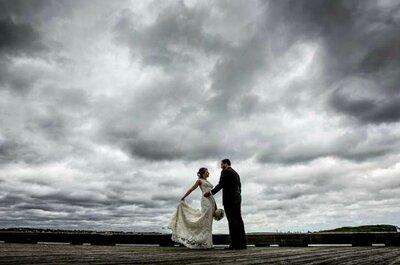 Même sous la pluie votre mariage restera magique