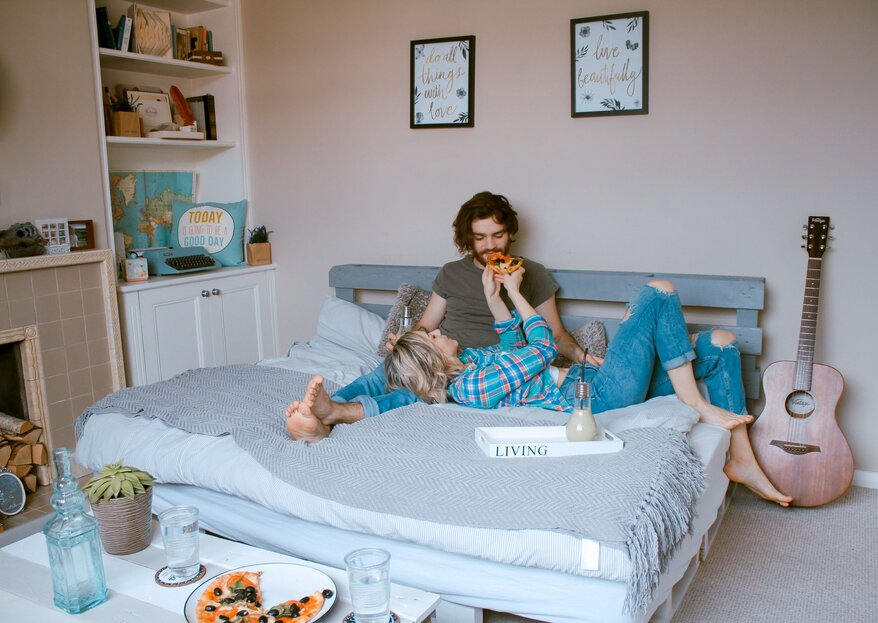 Quarantena: 10 cose da fare in coppia a casa