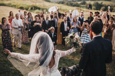 ¿Invitados revoltosos en tu boda? Te decimos cómo enfrentarlos