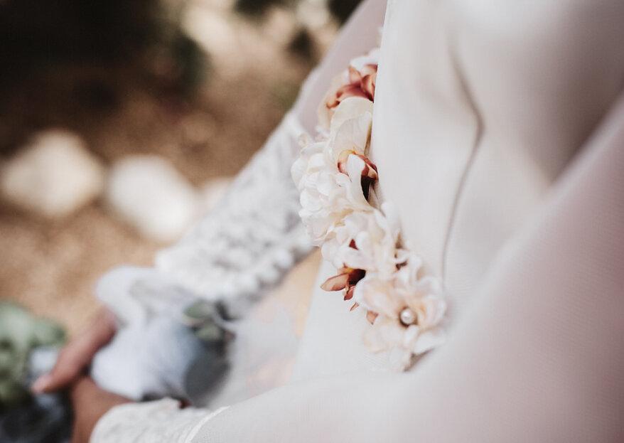 Los 13 tejidos de trajes de novia más utilizados por los diseñadores