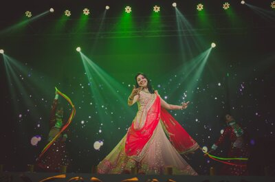 How to impress your partner with your dance at your Sangeet ceremony