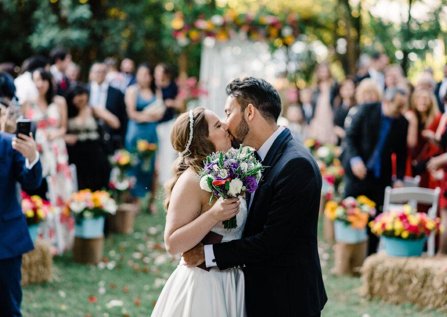 Paso a paso: los elementos indispensables para tu matrimonio