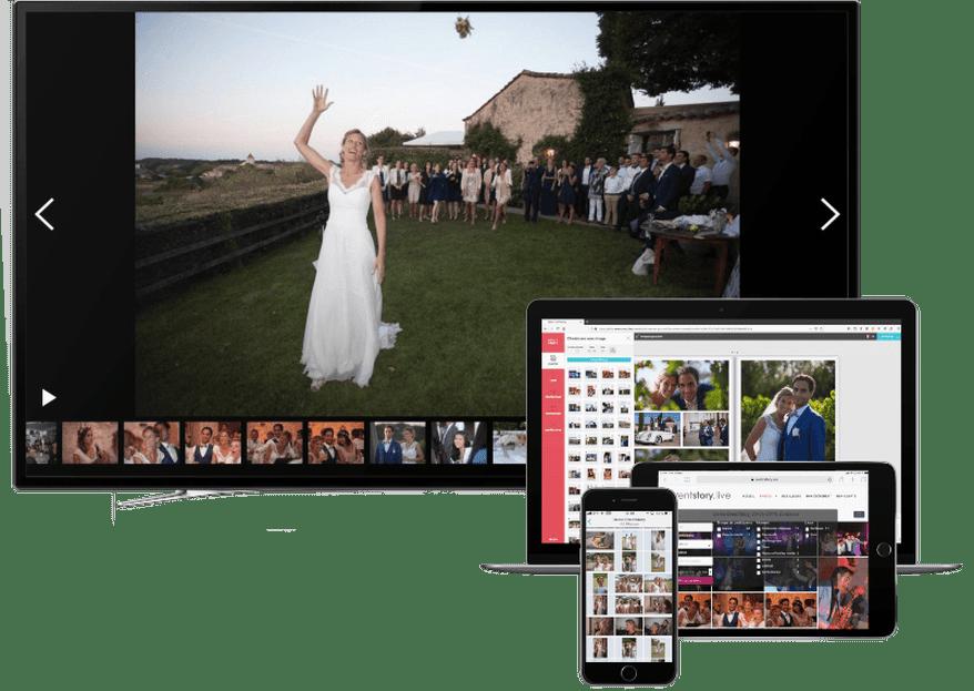 EventStory : une super application pour rassembler toutes les photos prises par vos invités à votre mariage