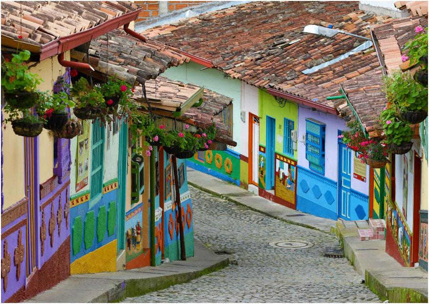 Los 25 pueblos más lindos de Colombia para ir con tu pareja. ¡Te enamorará tanta magia y variedad!