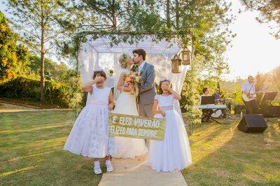 Vídeo de casamento em São Paulo: 12 profissionais que fazem a diferença!