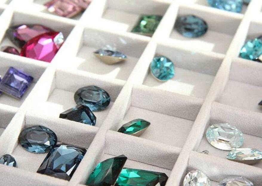 El triunfo de los anillos de compromiso de colores. ¿Por qué están teniendo tanto éxito?