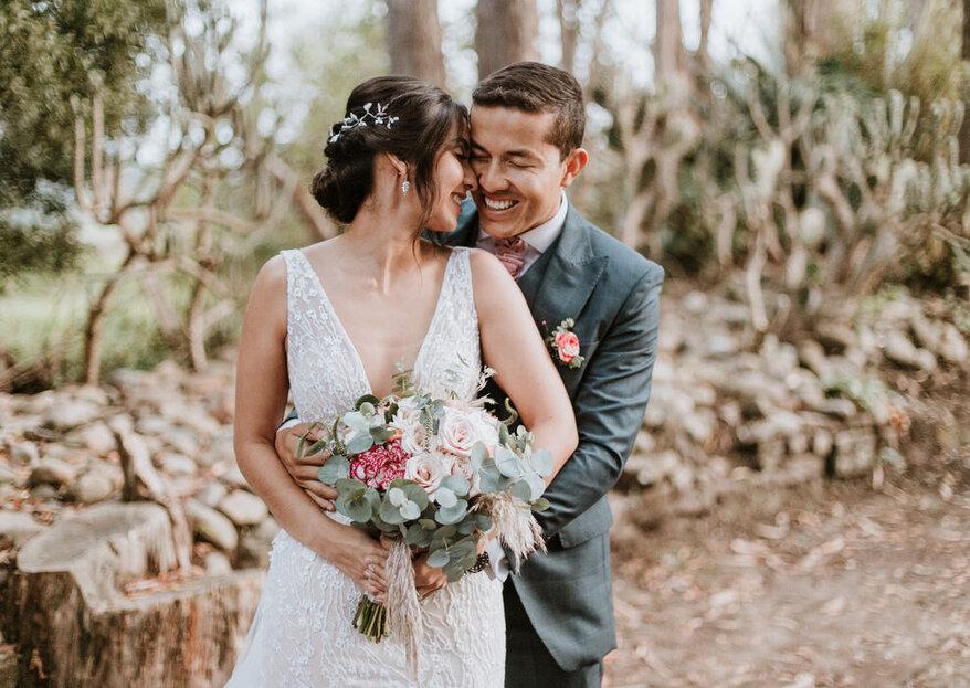 Matrimonio al aire libre: las ventajas de celebrar tu boda en cielo abierto
