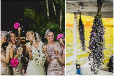 Flores silvestres: um real wedding de cortar a respiração!